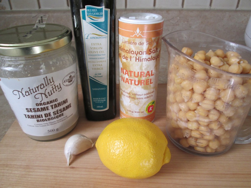 Creamy and Smooth Chickpea Hummus Recipe - 1 ingredients