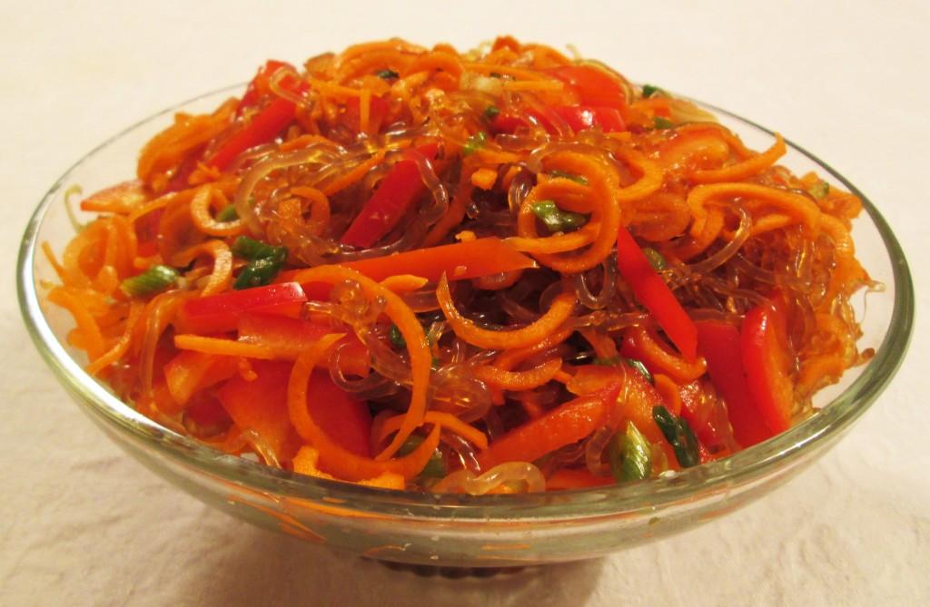 Japanese Kelp Noodles Recipe