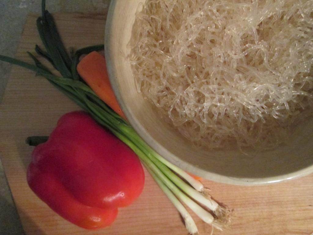 Japanese Kelp Noodles Recipe - 1 ingredients