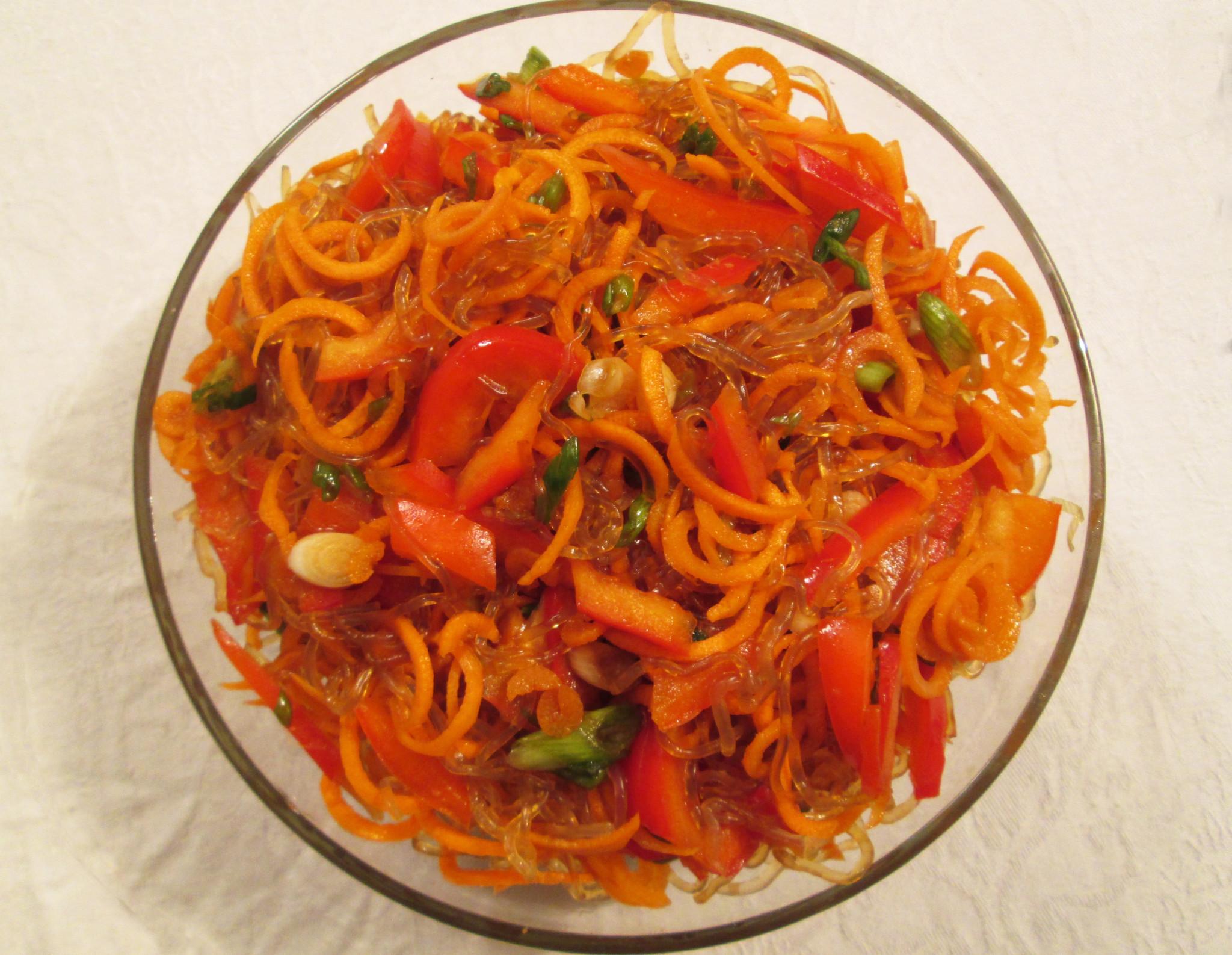 Japanese Kelp Noodles Recipe - Robins KeyRobins Key