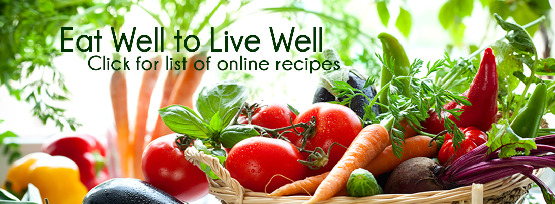 Click for Online Recipes