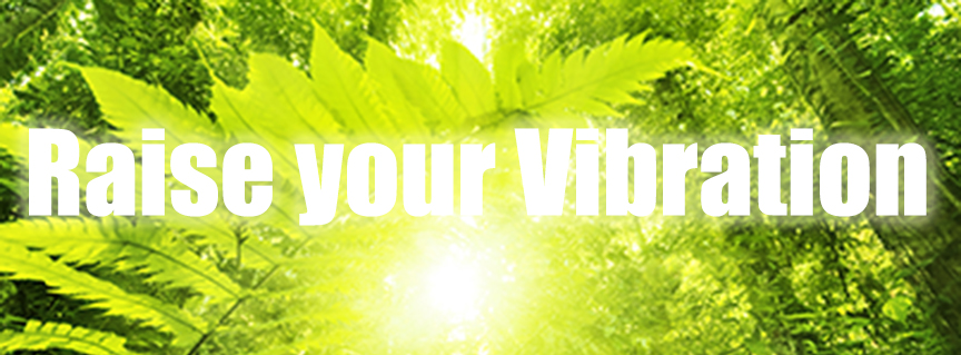 how to raise your vibration: