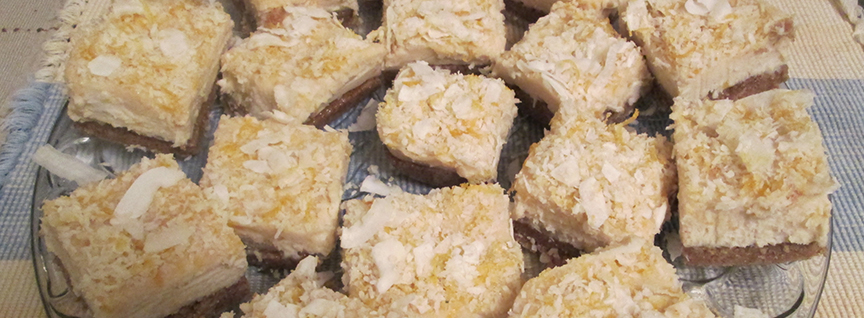 14 02 07 Luscious Lemon Squares Recipe