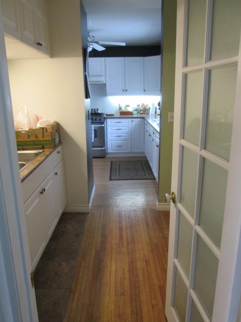 Lotus Heart Center Retreat kitchen