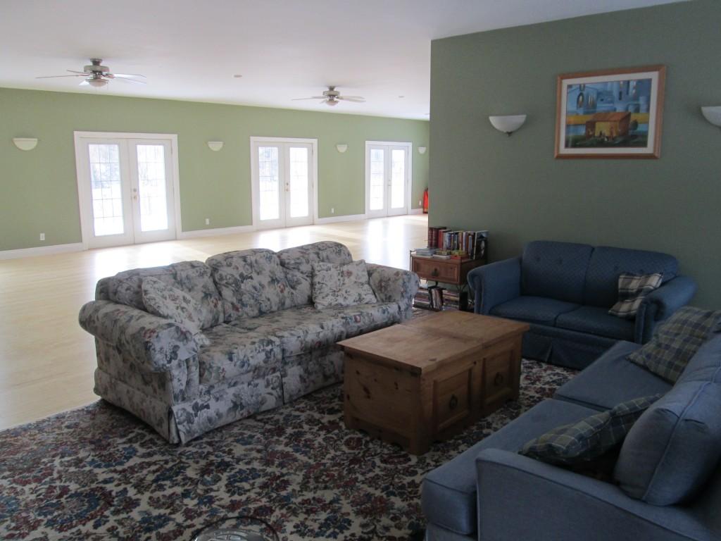 Lotus Heart Center Retreat seating area