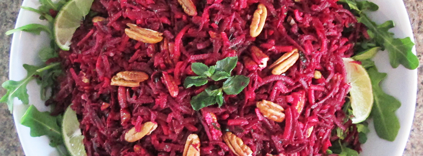 Beet and Pecan Salad Recipe