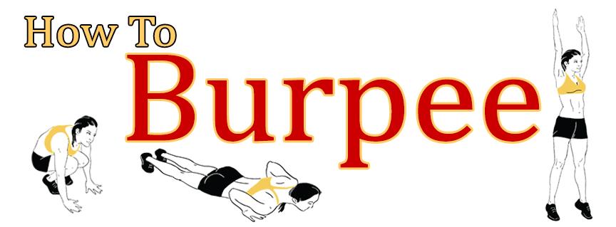 How to Burpee 1