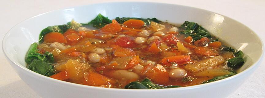 Italian Ribollita Soup Recipe