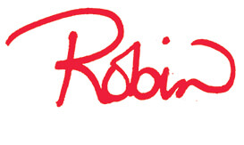 Robin Gregory signature