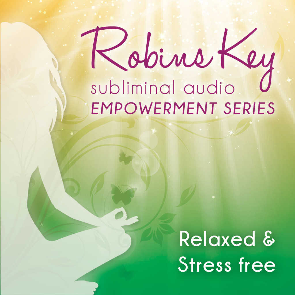 Relaxed and Stress Free Subliminal Audio cd