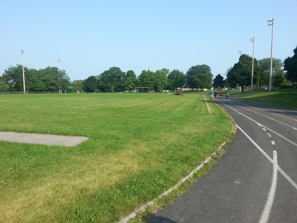 Earlescourt park and community garden project