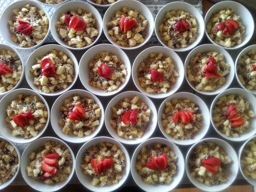 Chia Breakfast Bowls