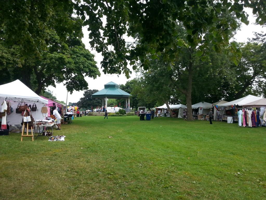 Earlescourt park and community garden project 2