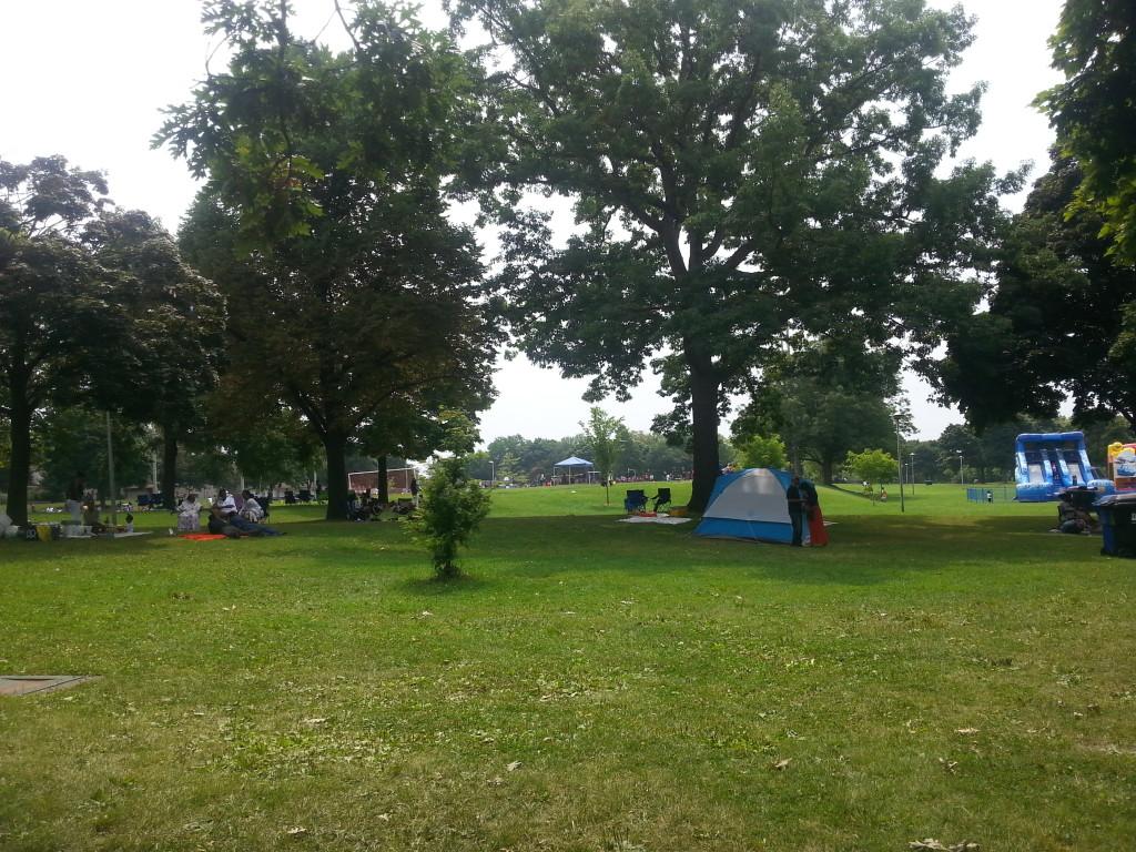 Earlescourt park and community garden project 3