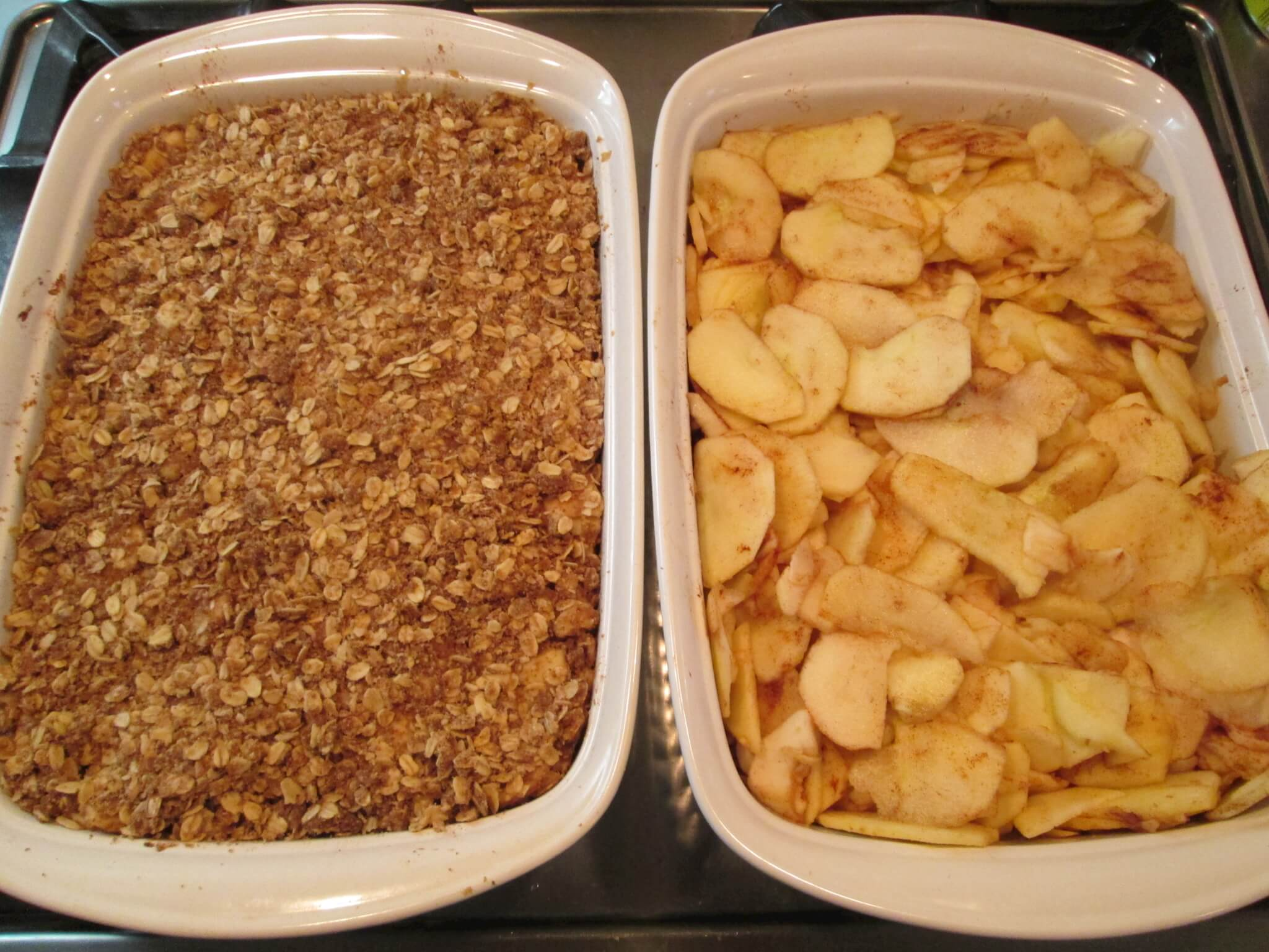 |Healthy Apple Crisp Recipe