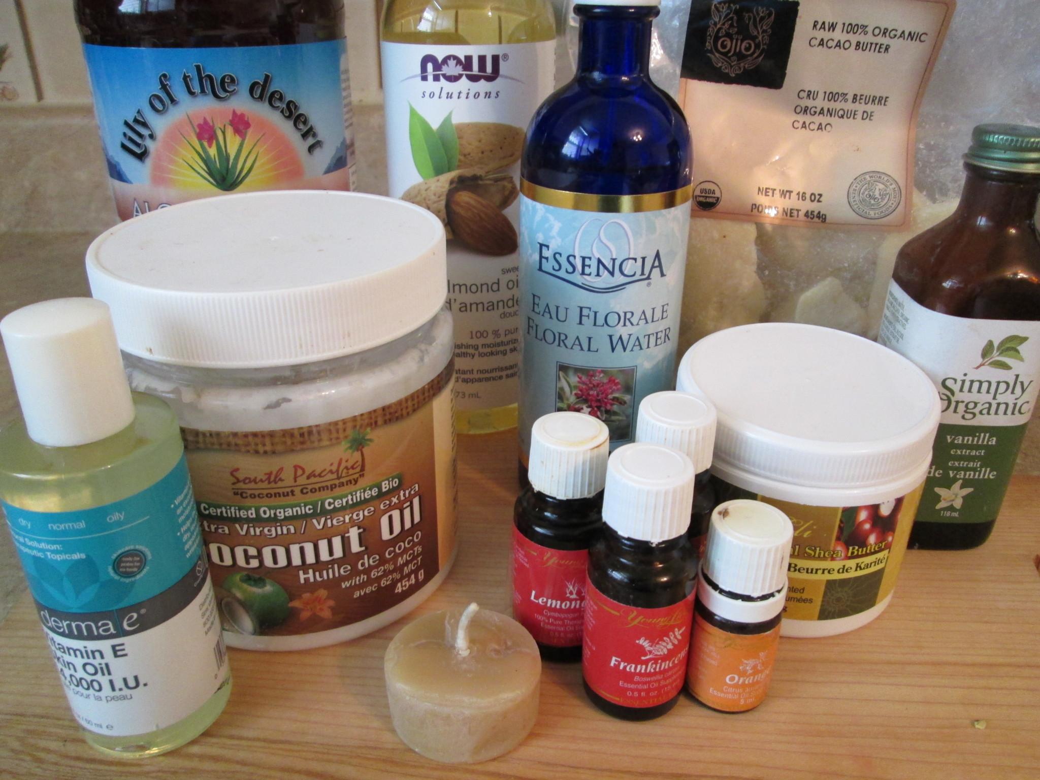 Anti Aging Night Cream Homemade diy beauty: luxurious homemade all natural face cream recipe